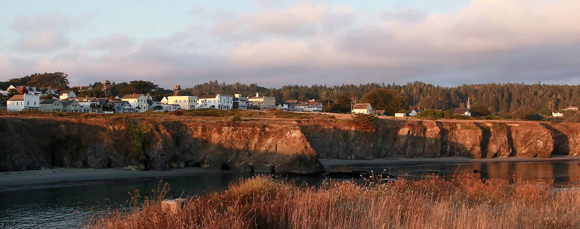 mendocino california