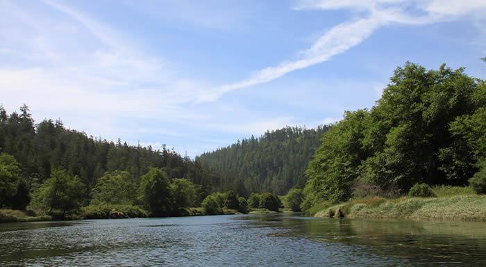 big river mendocino